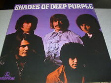 Deep Purple - Shades Of Deep Purple - LP Vinyl // Neu&OVP (2014 Reissue)