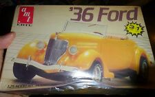 Amt 1936 Ford 5-WINDOW COUPE/CONVERTIBLE 3n1 1/25 FS MODEL CAR MOUNTAIN