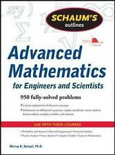 Schaum's Outline of Advanced Mathematics for Engineers and Scientists, Spiegel,