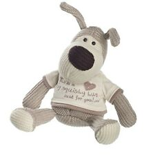 "Boofle Big Squishy Hug For You New Soft 8"" Plush Toy Official Stockist RRP 14.99"