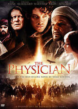THE PHYSICIAN Ben Kingsley NEW SEALED DVD