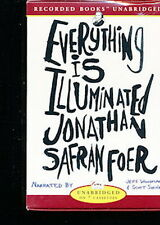 Audio book - Everthing Is Illuminated by Jonathan Safran Foer  -  Cass