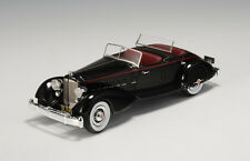 "Packard Twelve Model 1108 LeBaron Sport Phaeton ""Black"" 1934 (GLM1:43/ 43107301)"