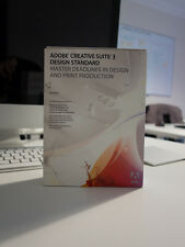 Adobe Creative Suite 3 (CS3) - InDesign, Photoshop, Illustrator-Mac