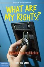 What Are My Rights?: Q&A About Teens and the Law (Revised and Updated -ExLibrary