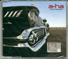 A-ha. Forever not yours (2002) CDSingle NUOVO SIGILLATO Manhattan skyline. Diffe