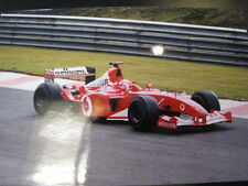 Photo Marlboro Ferrari F2002 2002 #1 Michael Schumacher (GER) Spa #3