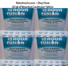 40 Conditioner Tablets, 2 patch kit & Waterbed Fill kit
