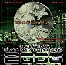 Best of Black Market BMR 2000 CD ***NEW***