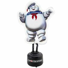 Ghostbusters - Marshmallow Man Neon Light