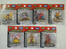 Pokemon Monster Collection TOMY Mini Figure Diamond and Pearl Lot of 7