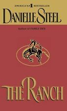 THE RANCH BY DANIELLE STEELE 1998 PAPERBACK ROMANCE INSPIRATION