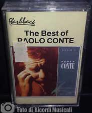 MC PAOLO CONTE - THE BEST OF (SIGILLATA)