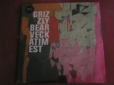 GRIZZLY Bear-veckatimest 2009 warp records 2nd issue 2012 with DLC sealed