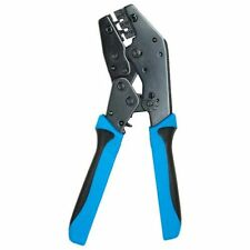 HT-225D Full Cycle Ratcheting Crimping Tool for D-Sub & Open Barrel Connectors