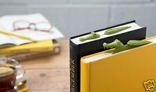 Crocomark Bookmark Fun Page Holder Marker Office School Peleg Design