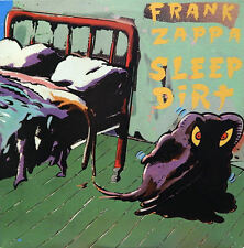 FRANK ZAPPA. Sleep Dirt. US- Press. 1979. 1st.