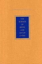 USED (GD) The Science of Being and Art of Living by Maharishi Mahesh Yogi