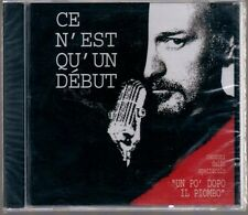 CD GIANGILBERTO MONTI CE N'EST QU'UN DEBUT 2007 SEALED