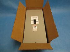 Siemens Circuit Breaker and Enclosure E1SED43B080SN, 80A 480V 3P, New in Box!!!