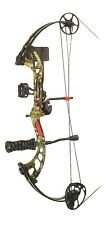 New 2016 PSE Stinger X RTS 70# RH Compound Bow Package Country Camo w/ Release