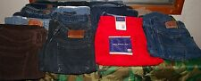 Lot 19 Men/Women Jeans Lot AE, Levis, Klein, Dickies, Etc SIZES/MODELS LISTED!!!