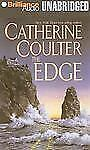 THE EDGE by Catherine Coulter (1999, Unabridged) AUDIO Book Cassettes FREE SHIP!