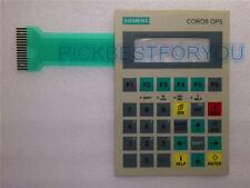 SIEMENS 6AV3505-1FB00 COROS OP5 Membrane Keypad 0P5 6AV3 505-1FB00 #HU97 YD