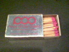 Pearl of the Orient, Chinese Cuisine, Shaker Heights, Ohio  matchbox