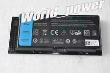 New Genu 9Cell battery FV993 PG6RC For Dell Precision M4600 m4800 M6600 M6800