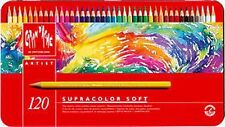 Caran D'ache Supracolor Watercolour Pencil 120 Colour Tin