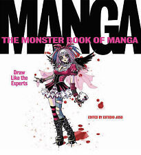 The Monster Book of Manga by HarperCollins Publishers (Paperback, 2006)