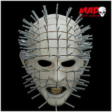 HELLRAISER Pinhead Latex Collectors Mask - HALLOWEEN Horror Costume SCARY!