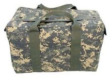 aviator pilot bag US army acu digital camo Parachute Cargo pack 1000D nylon