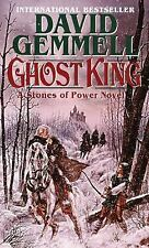 The Stones of Power: Ghost King 1 by David Gemmell 1995, Del Rey Paperback