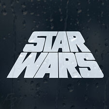 Star Wars Car Decal Vinyl Sticker For Window Bumper Panel