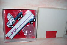 1997 ICX Interstate Carrier Xpress Winross Diecast Delivery Trailer Truck