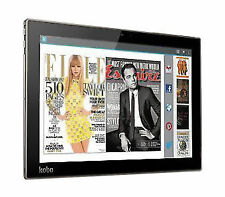 "Kobo Arc 10 HD WIFI 10 ""Tablet Con Android Quad Core 1.8 Ghz 2 GB di RAM 16GB Nero."