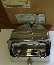 Harley FLHRS/I 04-07 Road King Handlebar Cover Chrome 56699-04 - SW