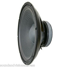 Genuine Peavey PRO15 Pro Sub 4 Ohm Bass Driver Prosub 15 Speaker Basket 14900004