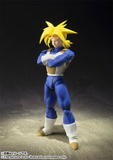 Dragonball Z 6'' Super Saiyan Future Trunks S.H Figuarts Action Figure