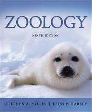 Zoology by Miller, Stephen; Harley, John