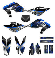 BMW G450X G 450 X graphics custom deco sticker kit #7777BLUE