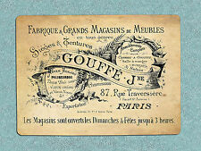 Metal sign Retro Vintage Shabby Chic style French advert wall door plaque gift