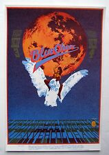 1967 PSYCHEDELIC BLUE CHEER FAMILY DOG DENVER FILLMORE ERA POSTER FD-D10 MINT!!