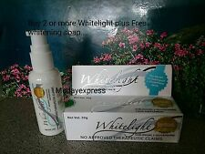 WHITELIGHT L-glutathione Sublingual Oral Spray (Lips Nipples Darker Skin Spots)