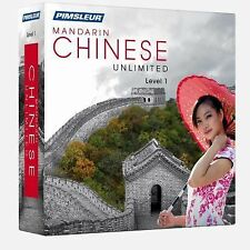 Pimsleur Unlimited: Pimsleur Chinese (Mandarin) Level 1 Unlimited Software :...