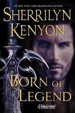 Born of Legend (The League: Nemesis Rising), Kenyon, Sherrilyn, Good Condition,