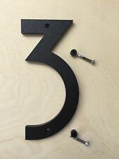 2 inch Art Deco House Numbers Letters, color choices