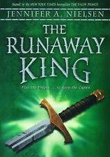 The Runaway King 2 by Jennifer A. Nielsen (2014, Hardcover, Prebound)